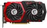 Видеокарта 2048Mb MSI GeForce GTX 1050 PCI-E 128bit GDDR5 DVI HDMI DP HDCP GTX 1050 GAMING 2G Retail